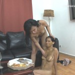 Scat Pizza – 1st Time Of Fefe