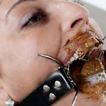 Scat Domination Open Mouth By Mikaela Wolf Slave Natasha