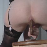 Freaky Baby – Sexy Dildo Masturbation While Shitting