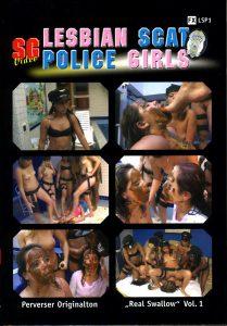 Lesbian Scat Police Girls 1