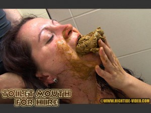 TOILET MOUTH FOR HIRE