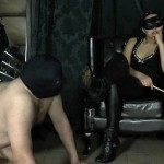 Training A Slave To Lick My Shit From My Dirty Shoes