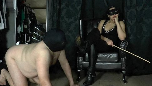 Training_A_Slave_To_Lick_My_Shit_From_My_Dirty_Shoes