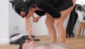 Femdom Scat and Vomit [FULL HD 1080p]