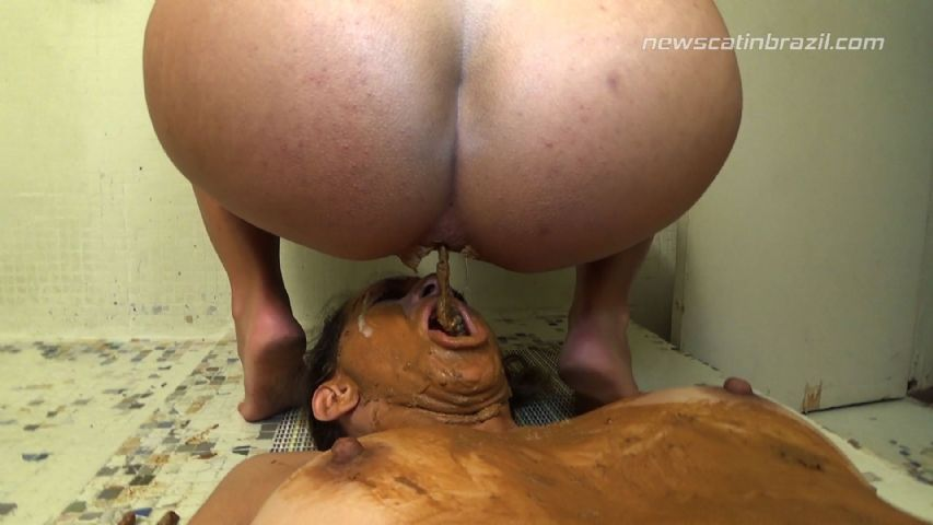 Mf-5483-1 Punishment In The Bathroom Hd 1080P  Great -6209