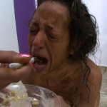 MF-5284-1 Eat banana with kaviar (HD 1080p)
