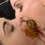 Enormous Big Scat with Melania and Roxana