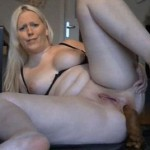 Mega dildo in ass and Kackwurst