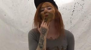 Russian Scat Girl
