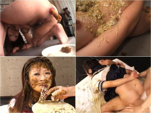 [OPBD-034] SHIT AND VOMIT TWO HOLE SCAT SEX TRANSFORMATION OF SAILOR GIRL JAPAN