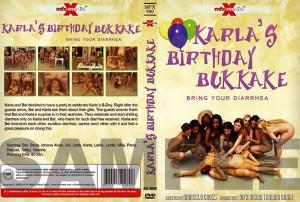 MFX-MEDIA – KARLA'S BIRTHDAY BUKKAKE – BRING YOUR DIARRHEA