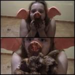 Slut piggy (pig, shit, toys) – Lick Delicious in a Suit …