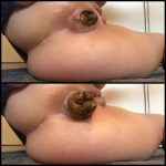 Big Shit – Extrahard morning (Full HD 1080) scat solo, anal