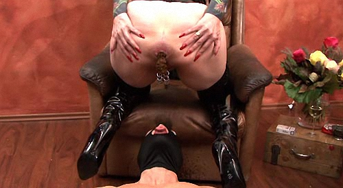 The Bitch – Veronica Moser (Domination, eat shit, Extreme Scat, scat, Shit Eating, Veronika Moser)
