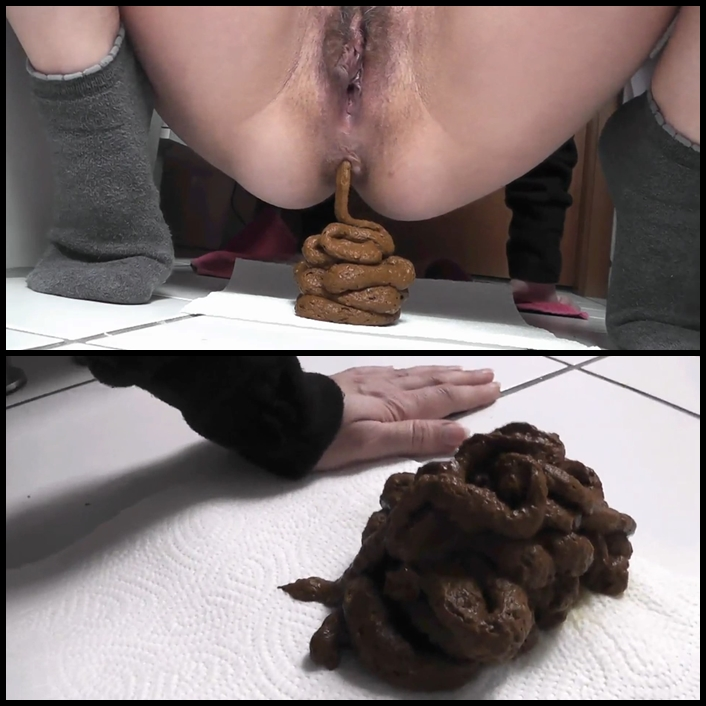 Almost endless funk – Scat Solo Full HD 1080 (Scat Solo, Sexy Women Pooping, Poop videos, Shitting)