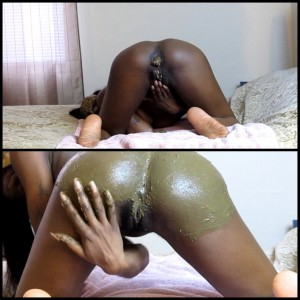(14.03.2016) Smearing Shit on my Butt Full HD 1080