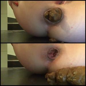 Dicker Good Morning Greeting Full HD 1080 – Scat Solo, Poop videos, Pooping