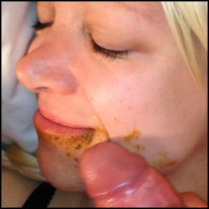 Accident – Shit in the face Full HD 1080 (shit face, Shitting, solo)