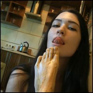 Diarrhea and Vomit Accident. Part 2 Full HD 1080 (17.04.2016) – Lesbian, Scat, Shitting, Diarrhea