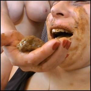 Scat Milf Swallow Real 3 SG-Video (kaviar, dirty, brazilian) Full HD 1080