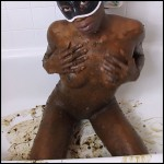 Shit Bath Mystress Full HD 1080 (New Release 16.04.2016) – Scat Solo, New Scat, Pissing