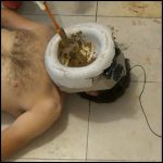 The Mask Part 7 – Samantha Full HD 1080 (Dom Princess) Human Toilet