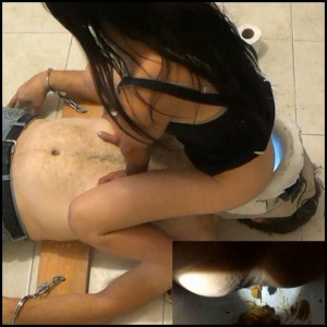 The Mask Part 9 – Valery Full HD 1080 (Dom Princess) Human Toilet