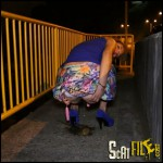 Beside the Road a Lovely Poo Full HD 1080 (pooping, Scat, Shitting, solo)