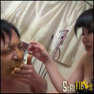 GS-35 27 Gerosuka Slut Anna Yoshimura Human Decay Series (japan scat porn, japanese scat, japan scat tube, japan shit)