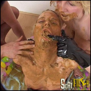 Living Toilet 2 Hightide-Video (Humiliation, Orgy, piss, Scat, Vomit)
