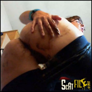 Diarrhea and Big Farts in my Leather Pants Full HD 1080 (Scat Solo, Eat Scat, New Scat Video, Scat Porn) 26/06/2016