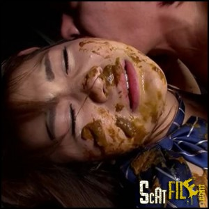 OPUD-221 Honor First Scat Torture Student's Okamoto Minami Strapping Anal ( Coprophagy sex, Defecation, Dirty anal)