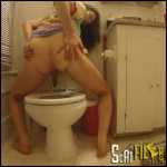 Maine Bathroom Trips – Full HD 1080 (Shit Eating, Scat Solo, Big Pile, Scat Porn)