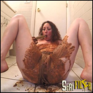 She Just Left, Now I can Play – Full HD 1080 (Shit Eating, Scat Solo, Big Pile, Scat Porn)