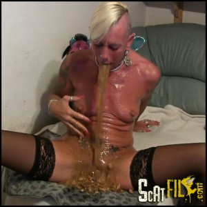 Lady-Isabell – 7 Scat, Puke and Prolaspe Clips (Full HD 1080, Scat Solo, Scat Video, Vomit)