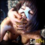 OPUD-223 Pretty Lady Hanging Upside Down After Scat Rape ( Coprophagy sex, Forced, Rape scat)