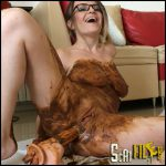 I Wanna Get Dirty For You – Full HD 1080 (Scat Solo, Dirty Masturbation, Poopping) 16/08/2016