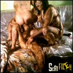 Extreme Scat Orgy Part 6 AstraCelestial – Full HD 1080 ( Enema, Groups/Couples, Pee) 23/09/2016