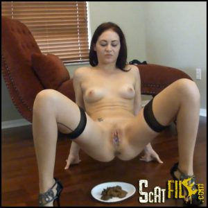 Fucking and Shitting Eat Our Shit Loser Full HD 1080 (Poo Alexa Scat, Scat Couple, scat sex) 10/09/2016
