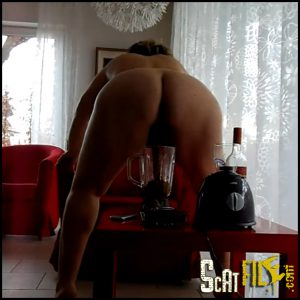 Shit Red Shake Extremely – Full HD 1080 (Solo Scat, Poopping, Shitting) 23/0/2016