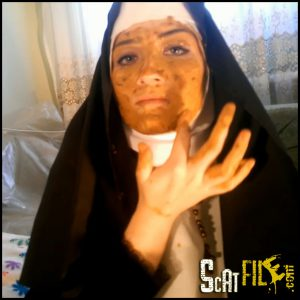 Lilith Blasphemous Scat Nun. Part 1 Full HD 1080 (Pee, Poop Videos, Scat, Smearing) 09/10/2016