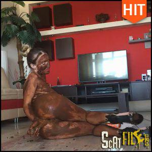 Full Of Shit From Head To Feet JosslynKane Full HD 1080 (Poop Videos, Scat, Smearing) 02/10/2016
