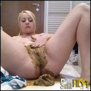 Smearing Very Hot Goddess Lolita Full HD 1080 (Panty/Jean Pooping, Poop Videos) 28/10/2016