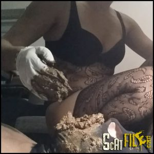Hot Girls Abused Male Toilet – Incredible Scat Torture (Scatting Domination, Human Toilet) 21/11/2016