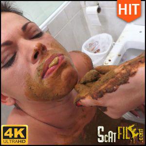 Eat My Fresh Scat MF-6497-1 Ultra HD 4K (mfx video, scatinbrazil.com, NEWMFX) 05/11/2016