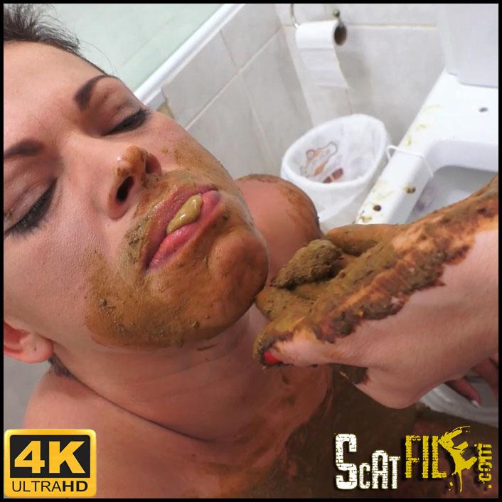 Eat My Fresh Scat MF-6497-1 Ultra HD 4K (mfx video, scatinbrazil ...