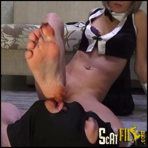 Feel My Shit Mistress Emily Full HD 1080 (Femdom, Scatting Domination, Human Toilet) 17/12/2016