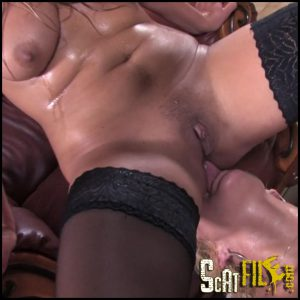 Kaz B & Kirsten Full HD 1080 (scat shit sex, scat girls porn,  scat girl, scat girls videos) 31/12/2016