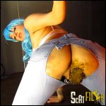 Mistress in Jeans Shits on You Full HD 1080 (Poopping, Shitting, Panty Pooping) 15/01/2017