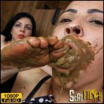 Lesbian Scat Domination – Take All My Shit In Your Mouth My Darling – The First Time By Kally Kalifa (SG-VIDEO) 17/01/2017